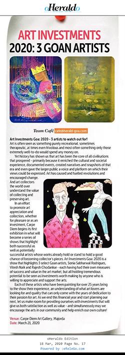 Art Investment 2020