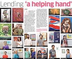 Lending 'A helping hand'