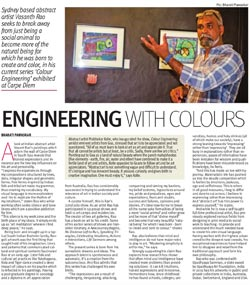 Engineering with colours