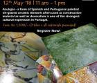 Azulejos Tile Painting Workshop