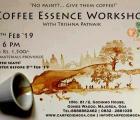 Coffee Essence Workshop