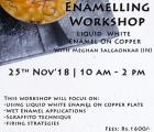Enamelling Workshop