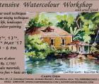 Intensive Water Color Workshop