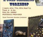 A Cold Ceramics workshop