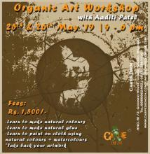 Organic Art Workshop