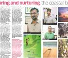 Capturing and nurturing the coastal beauty