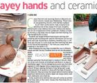 Clayey Hands And Ceramics